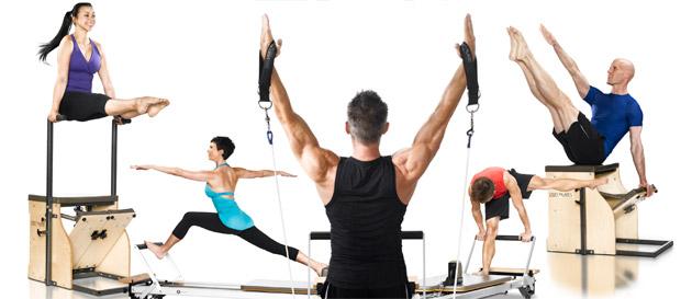 Pilates Circuit Group Training